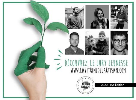 La vitrine de l'artisan : un Jury spécial jeunesse