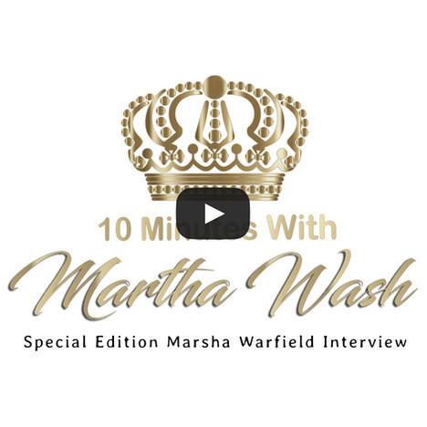 10 Minutes with Marsha Warfield