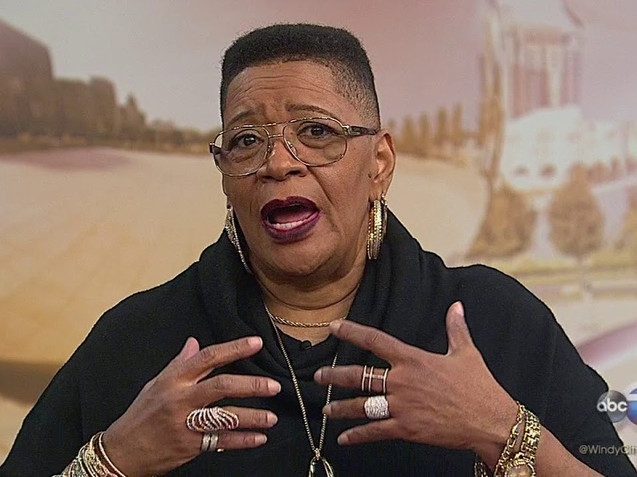 Actress & comedian Marsha Warfield visits 'WCL'