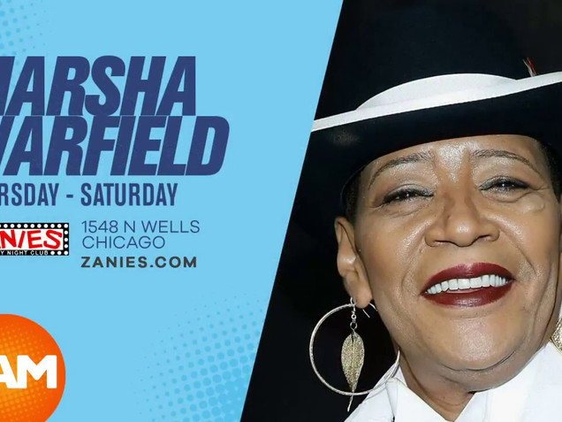 Actress and comedian Marsha Warfield Chats Night Court and Performing Stand Up