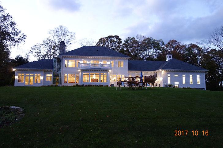 Beautiful New Greenwich Home