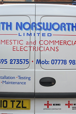 Insured Exmouth Electrician