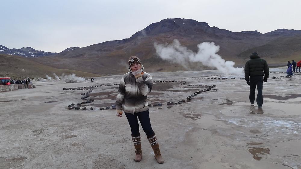 Geysers del Tatio en san Pedro de Atacama Blog de Condesa de Mar