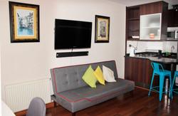 Vista Sala Cocina TV 2