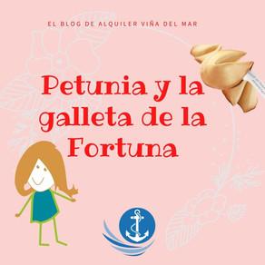 Petunia y la galleta de la Fortuna