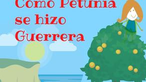 Petunia se hizo guerrera