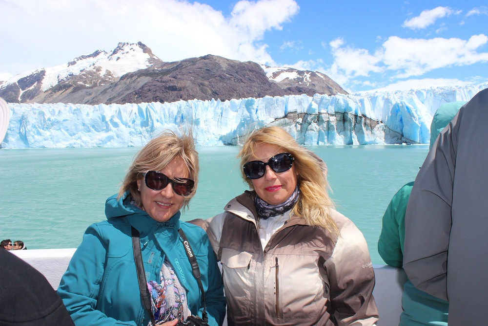 Glaciar O'Higgins Condesa de Mar
