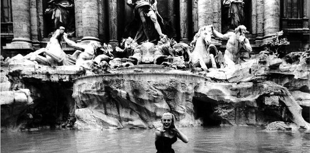 Fontana Trevi Roma