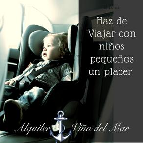5 tips para viajar con niños pequeños