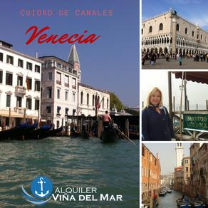 Venecia la ciudad de los canales