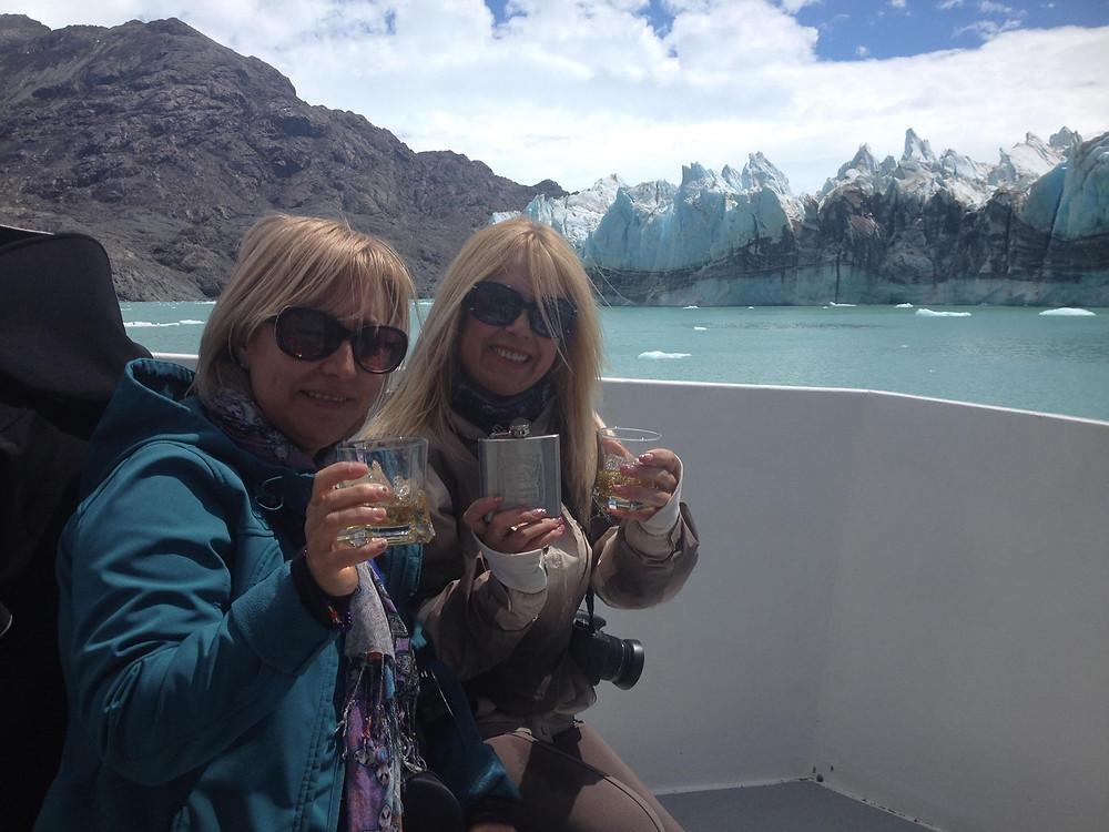 Un Whisky milenario en la Patagonia Condesa de Mar