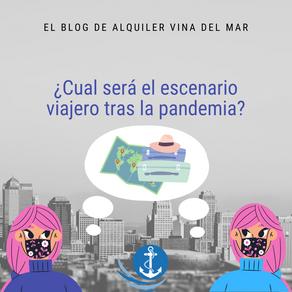 ¿Cual será el escenario viajero tras la pandemia?