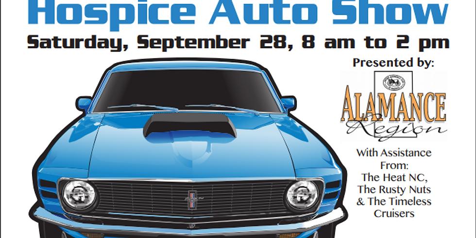 Hospice Car Show - Alamance Region