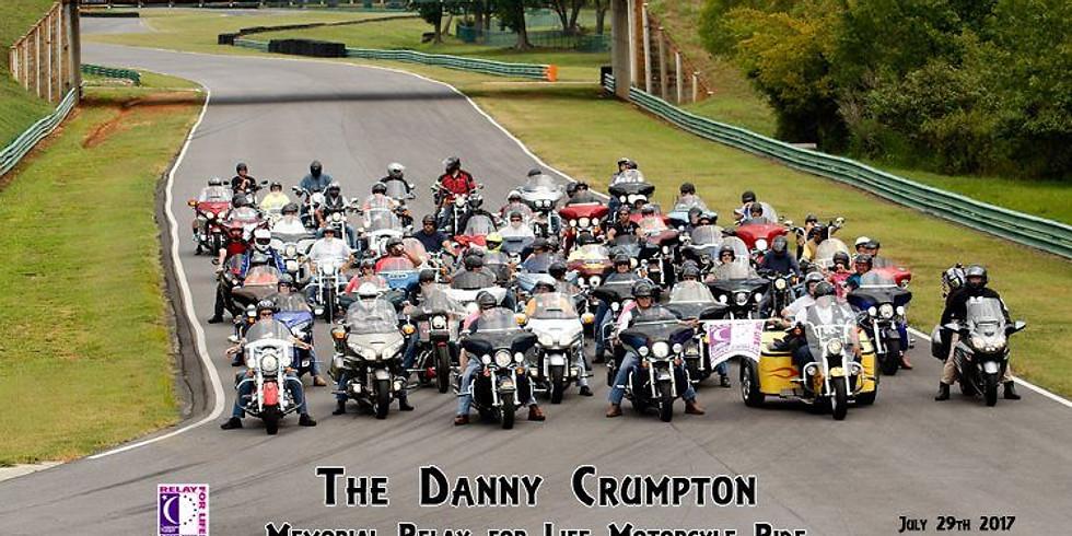 Danny Crumpton Memorial Relay For Life Ride