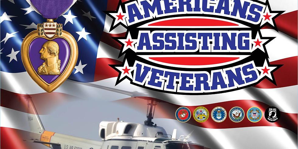 Americans Assisting Veterans Inaugural Ride