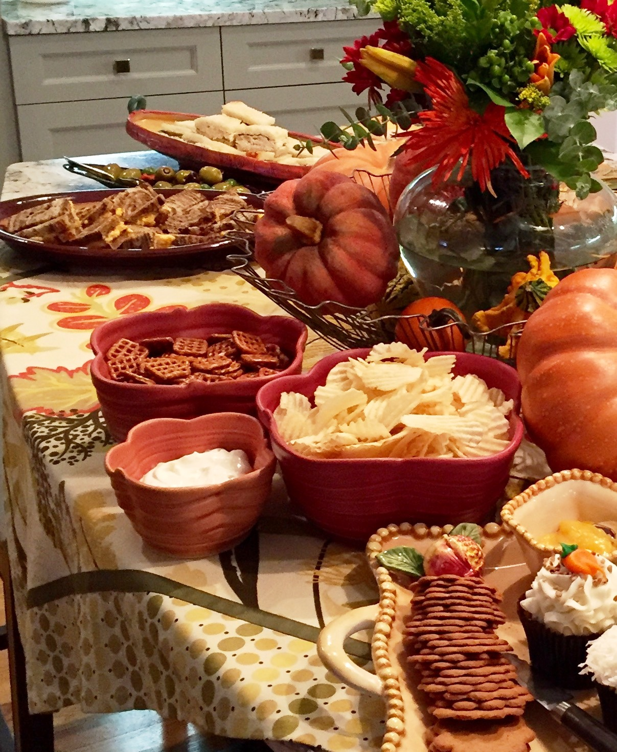 Autumn Table Topper