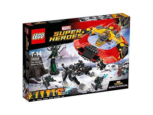 Lego 76084 Super Heroes Thor