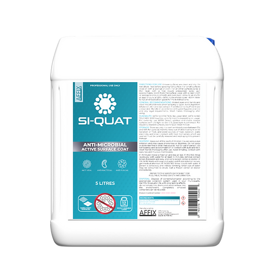 Si-Quat 5 litres for commercial use