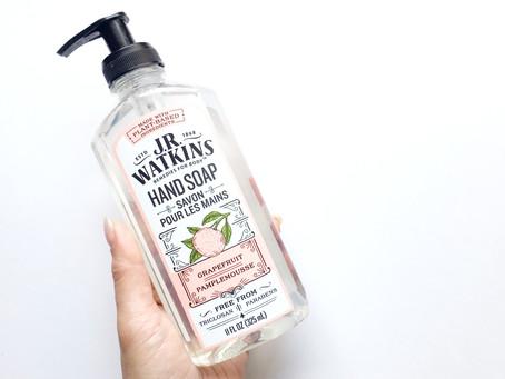 J.R.Watkins | ジェイ・アール・ワトキンス のパッケージがリニューアルされたみたい。【グラフィックデザイン】