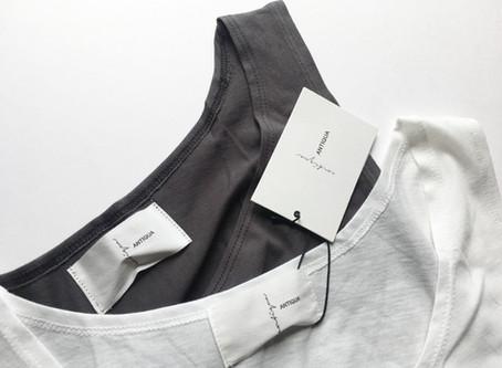 Antiqua | アンティカ のタンクトップを購入しました。〜 服を長持ちさせるために気をつけていること 〜