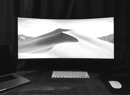 Mac miniをチョイスした理由3つまとめ。 〜 Mac miniと34インチディスプレイを導入しました 〜