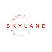 SkyLand 様 ロゴマーク[横組み]