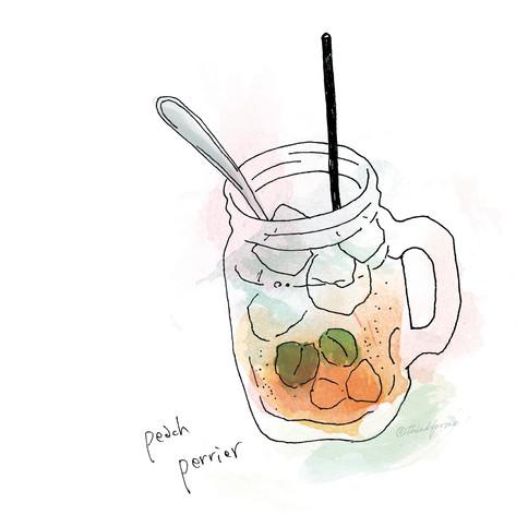 PeachPerrier