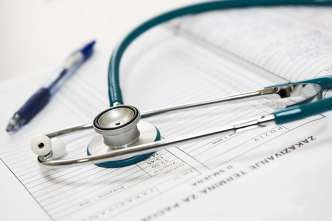 stétoscope-carnet-médecine-diététicien