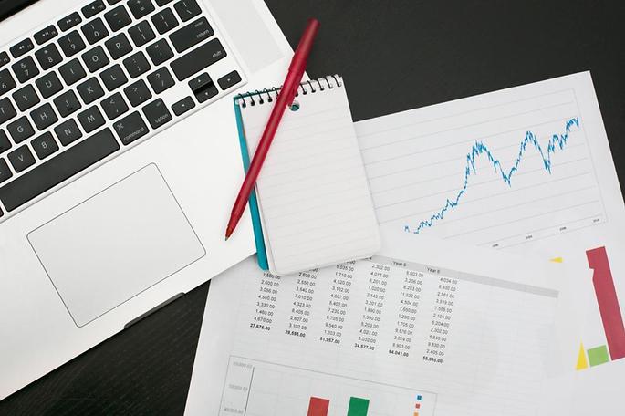 courbes - analyses, commerce - études