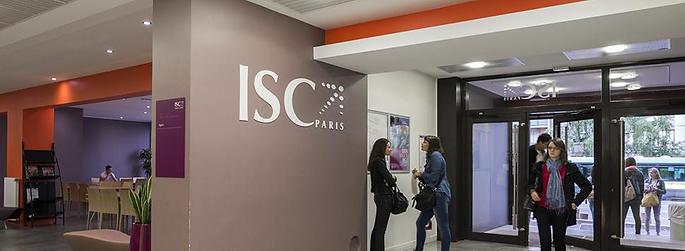 Zoom sur ISC Paris
