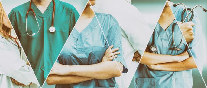 infirmiers-médecins-médical-métier