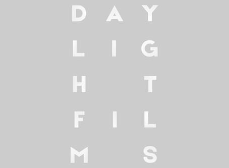 「DAYLIGHT FILMS」延期のお知らせ