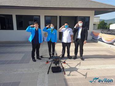 Medicine Delivery Drone Demo