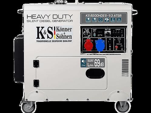 KS 8200HDES-1/3 ATSR