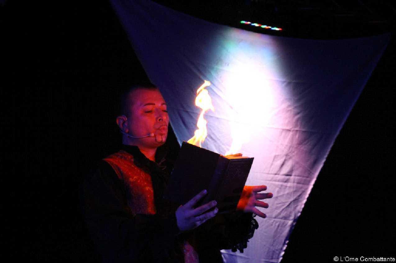 livre feu magicien ladruze