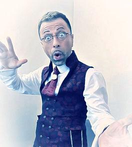 artiste magicien illusionniste sébastien