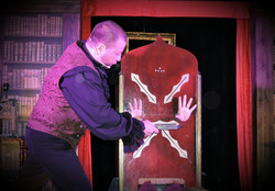 grande illusion magicien sébastien