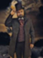 L'illusionniste ladruze sébastien , magicien