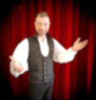 sébastien ladruze magicien illusionniste