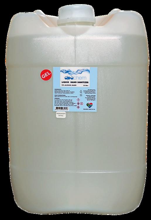SALE 25L Gel Hand Sanitizer - VALID UNTIL THE 7TH NOVEMBER 2020