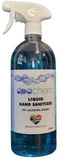 1L Hand Sanitizer With Trigger Spray