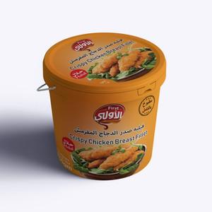 Crispy Chicken Breast Fillet