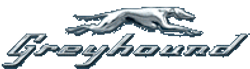 Arial - Greyhound Logo