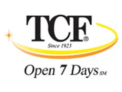 Arial - TCF Logo