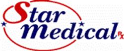 Arial - Star Medical Logo