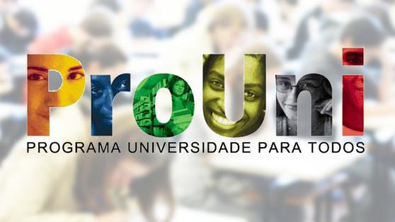 Inscrições para o PROUNI estão abertas até o dia 09 de fevereiro