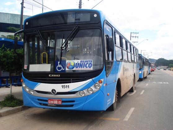 Juiza impede a cobrança de dois valores no transporte de Guarulhos