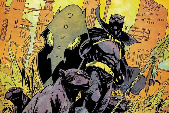 """Cinco curiosidades sobre """"Pantera Negra"""", novo filme da Marvel Comics"""
