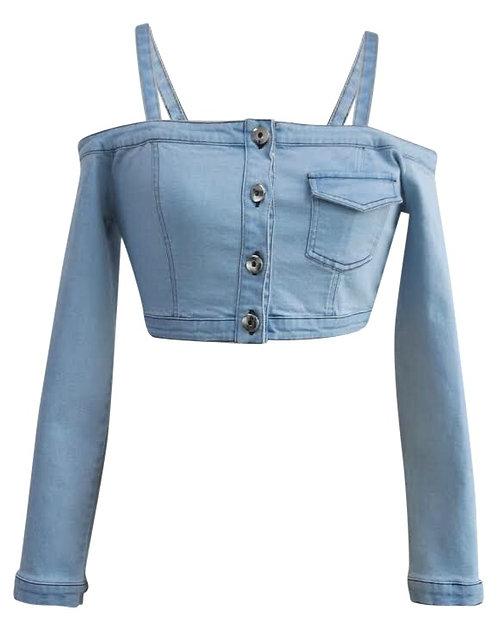 Dreamgirl Denim Jacket
