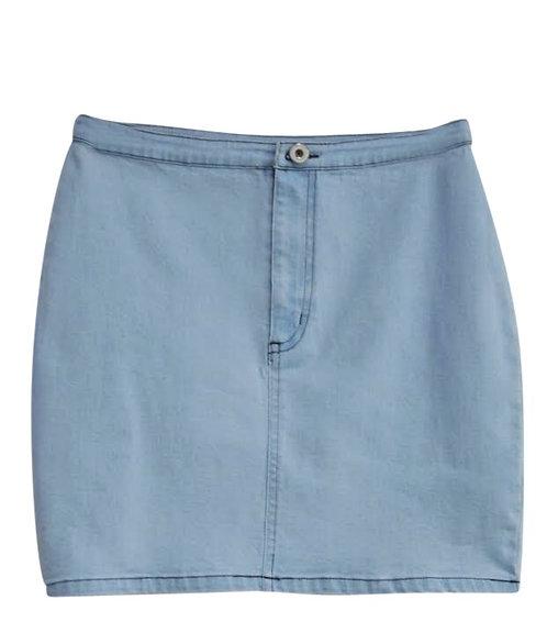 Dreamgirl Denim Skirt